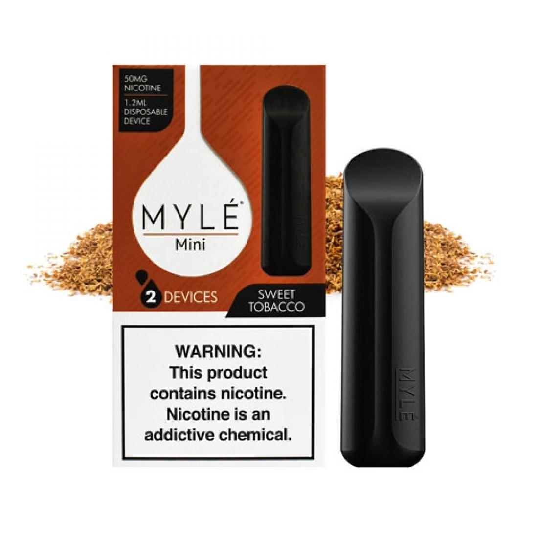 Myle Vape Disposable We Review It - crossdomainxml