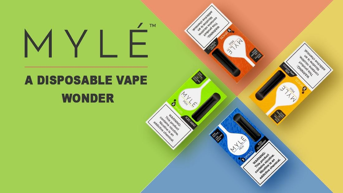 Myle Vape Disposable - crossdomainxml